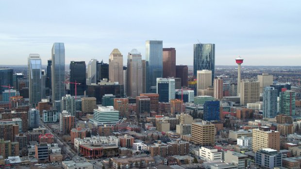 Growth In The Calgary Real Estate